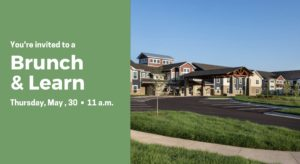 Brunch & Learn @ Colonial Village | Overland Park | Kansas | United States